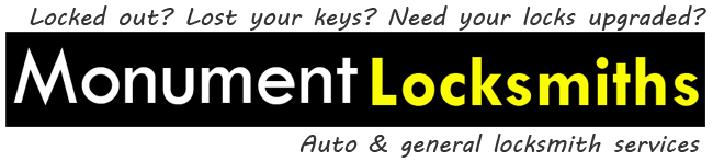 Monument Locksmiths Logo